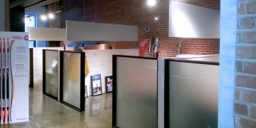 Panneaux acoustiques - Acoustic Panels - Déflecteurs - Baffles - Rampart