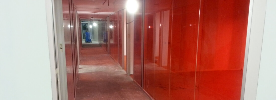 Rampart installation - Murs démontables - Demountable walls - Installations00008