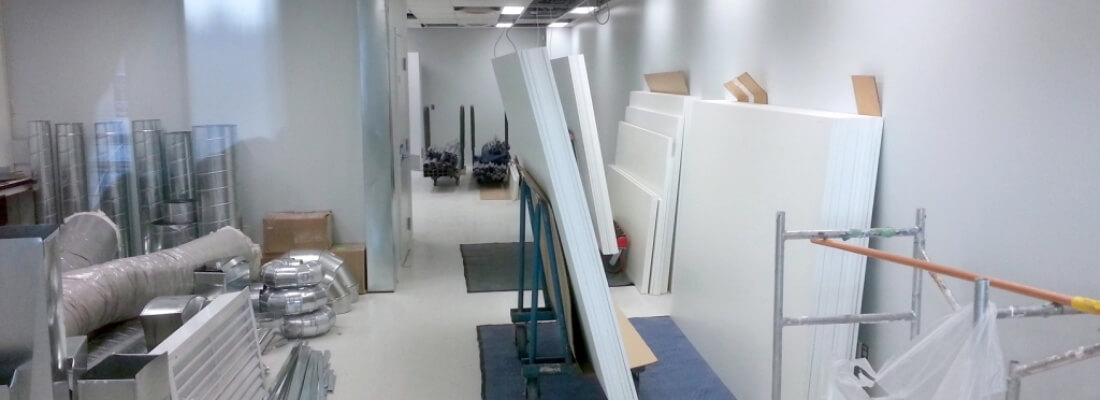 Rampart installation - Murs démontables - Demountable walls - Installations00009