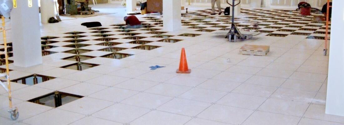 Raised Floors - Planchers surélevés - ASM installation