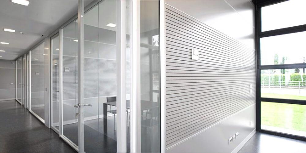 Acoustic Panels Panneaux acoustiques Fantoni_FreudPozzoUD15LR