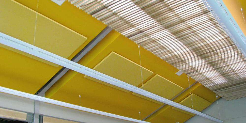 Acoustic Panels Panneaux acoustiques ceiling 2 (14)