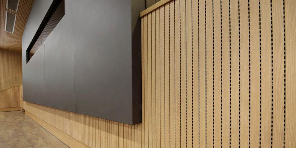 Acoustic Panels Panneaux acoustiques Fantoni 1