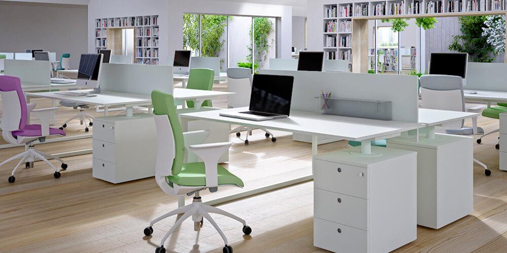 Office Partitions Furniture Mobilier Fantoni 205-1
