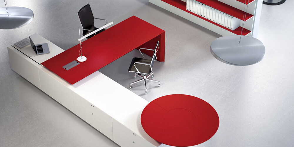 Office Partitions Furniture Mobilier Fantoni 205-2